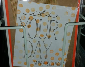 Handmade Birthday Cards (Your Choice)