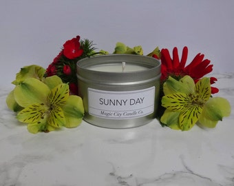 Sunny Day Soy Candle