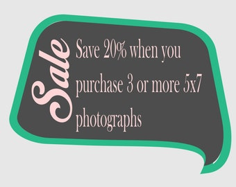 Gallery Wall Art, Print Sets, photography sale, photography sets, 5x7 print set