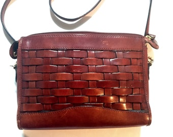 Woven Leather Bag, Everyday Bag Leather, Crossbody Bags, Leather Bags, Leather, Everyday Leather Bag, Leather Everyday Bag