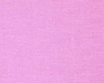 Carnation pink patchwork fabric