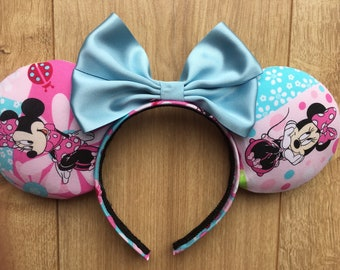 Disney's Minnie Mouse inspired ears