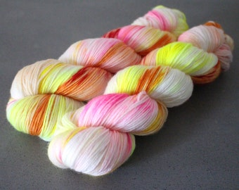 "Doe - ""Pink Lemonade"" - MCN Sock Yarn"