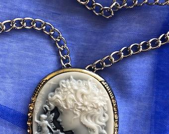 Fairy Pendant chain necklace