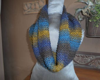 Hand Knit Cowl  Hand Knitted Cowl  Cowl Cowls