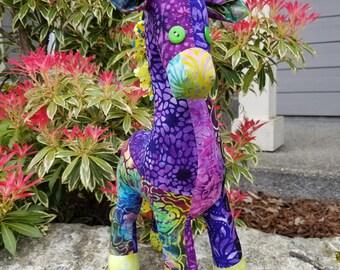 Graff the Giraffe