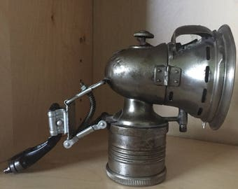 Carbide lamp etsy aloadofball Image collections