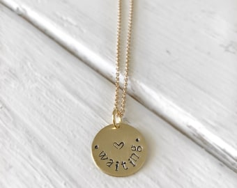 Waiting Necklace