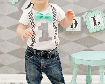 First birthday outfits for baby boys and girls by sewlovedbaby