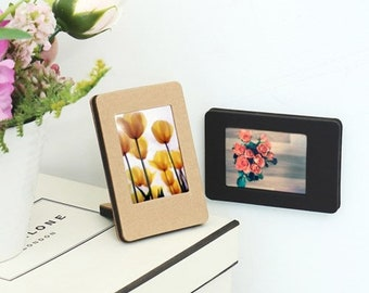 Mini Polaroid Photo Frame S [Ivory/Black/Kraft] /Instax Album/Instax Mini/Instax Mini Album/Polaroid Photo/Instax Photo/Instax Mini8