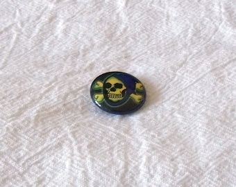 "Skeletor 1"" Button"