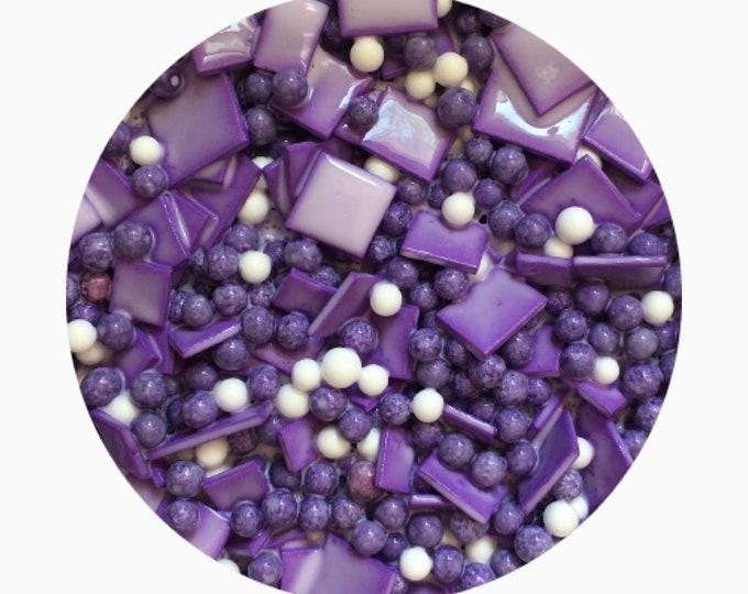 GrapeMon Slime (Taro Milk Candy)
