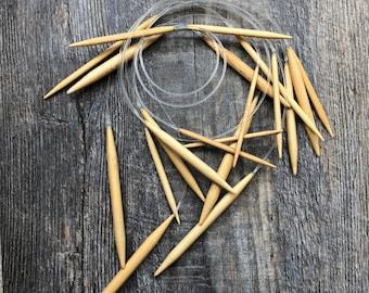 Takumi Circular Knitting Needles - Various sizes