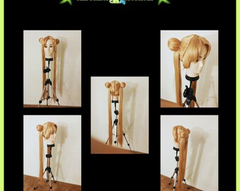 Wig Commission: Sailor Moon (Usagi Tsukino)