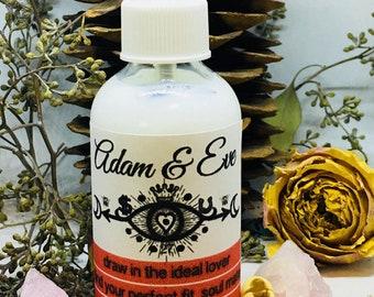 Rita's Adam & Eve Spiritual Mist Spray for Ensure Fidelity, Love, Find the Perfect Partner, Passion