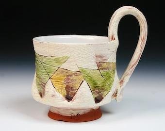 High-handled Mug