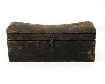 Antique Chinese Headrest Box