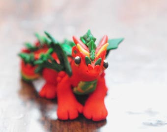 Baby Holly Dragon