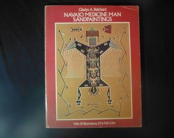 Navajo Medicine Man Sandpaintings