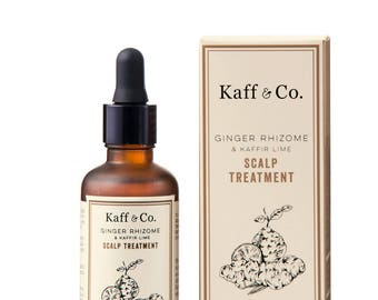 Ginger Rhizome & Kaffir Lime Scalp Treatment (Leave-on)