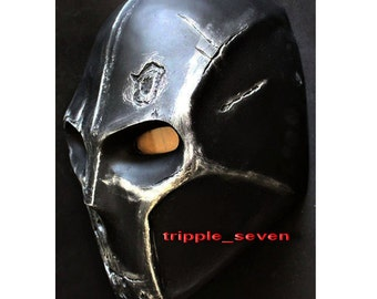 Army of two mask, Paintball airsoft mask, Halloween mask, Steampunk mask, Halloween costume & Cosplay mask, R1 Black MA200 et