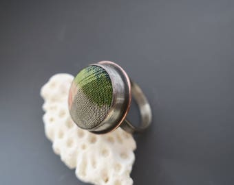 Mod Fiber Ring