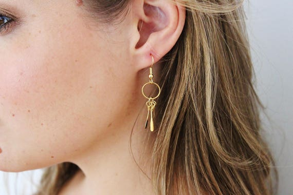 Minimal Boho Earrings