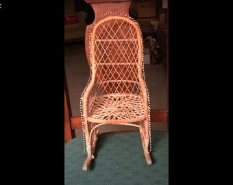 Large Doll Chair