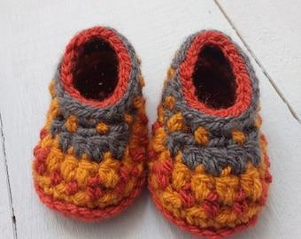 Crochet Booties, Baby Shoes, Baby Booties, New Baby