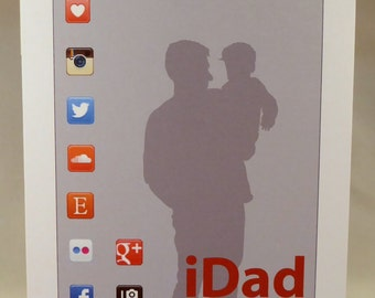 idad father's day card