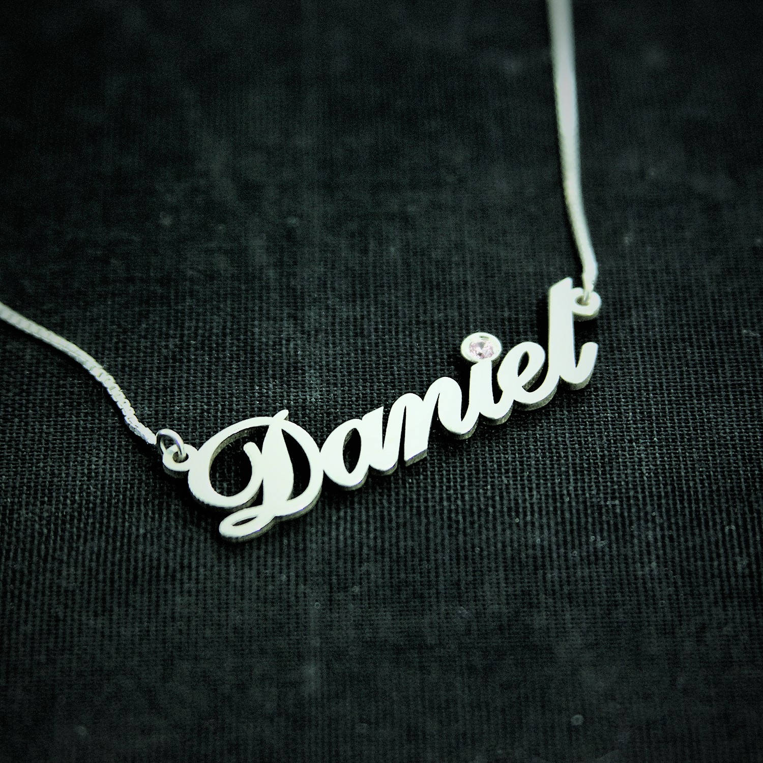 gold son personalised name for happywayjewelry love my pin and on by necklace pinterest cursive etsy