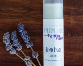 Find Peace Body Balm