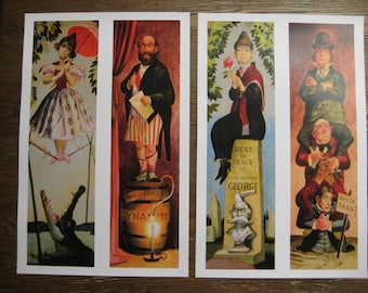 """Haunted Mansion stretching room 11"""" x 17""""  Poster Prints"""