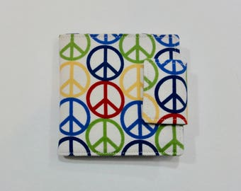Colorful Peace Wallet