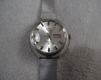 CLEARANCE SALE - HMT Rajat Automatic Vintage/Retro Indian made