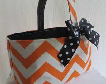 Halloween basket,  with hard bottom for more support