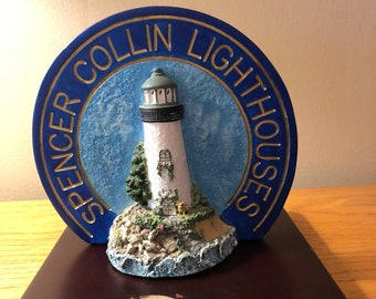 Spencer Collins Lighthouses