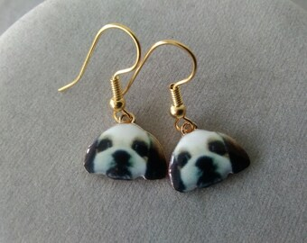 Puppy Dog Earrings