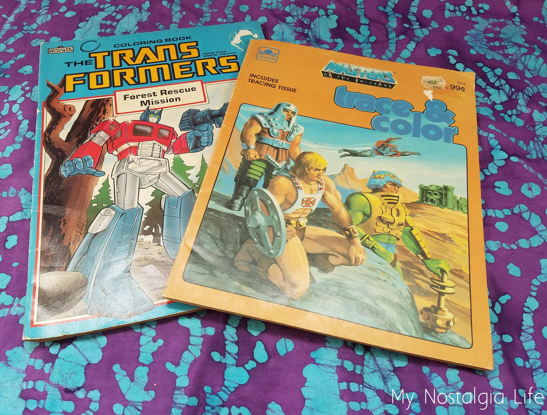 80 ~ libros para colorear ~ los transformadores ~ misión de rescate ...