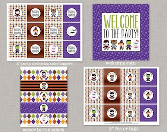 Halloween Party Decorations, Halloween Party, Costume Party, Children