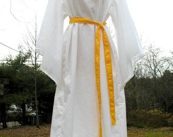 Angel Robe Costume Lady's Sizes S / M / LG