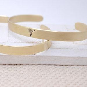 Medical Alert Bracelet, Medical ID Bracelet, Diabetic Bracelet, Medical Bracelet, Allergy Alert Bracelet, Brass Gold Bracelet, Personalized