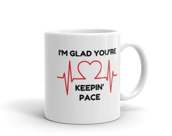 Pacemaker Get Well Gift Mug