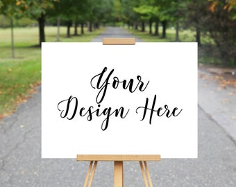 Design Your Own Guest Book Alternative