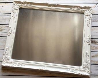Framed Magnet Board Etsy