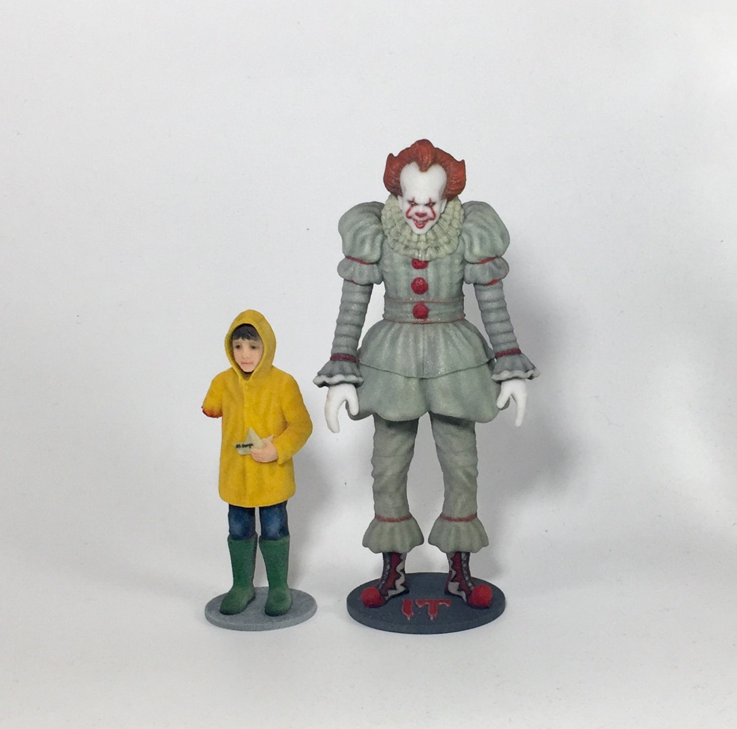 Pennywise with Georgie Figurine Collectible