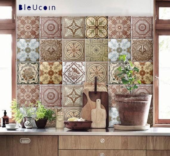 Encaustic marokkanische Küche / Bad / Treppe / Bodenfliese