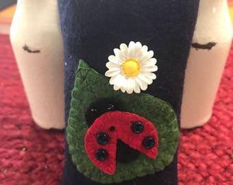 Ladybug and Daisy Cupboard Tuck