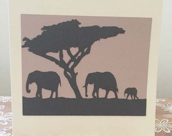 Safari - Elephant Family