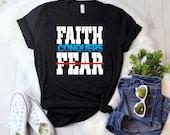 Faith Conquers Fear Short...